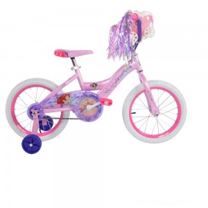 "Huffy Disney Princess Bike 16"" - Pink, Girl's [ Sale ]"