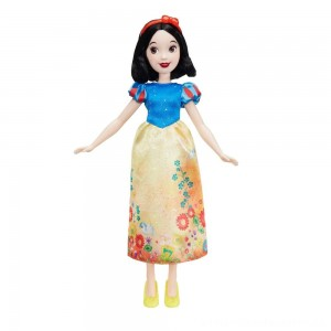 Disney Princess Royal Shimmer - Snow White Doll [ Sale ]
