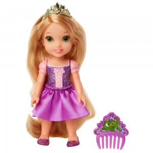 Disney Princess Petite Rapunzel Fashion Doll [ Black Friday Sale ]