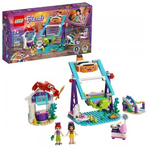 LEGO Friends Underwater Loop 41337 Amusement Park Building Kit with Mini Dolls for Group Play 389pc [ Sale ]