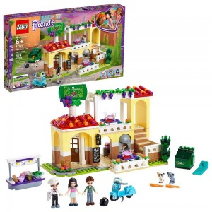 LEGO Friends Heartlake City Restaurant 41379 Building Kit with Restaurant Playset and Mini Dolls [ Black Friday Sale ]