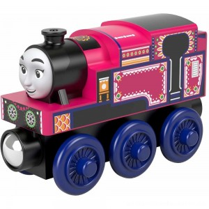 Fisher-Price Thomas & Friends Wood Ashima Engine