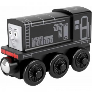 Fisher-Price Thomas & Friends Wood Diesel Engine [ Sale ]