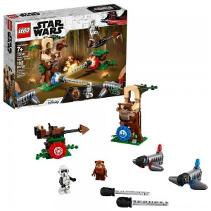 LEGO Star Wars Action Battle Endor Assault 75238 [ Black Friday Sale ]