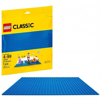 LEGO Classic Blue Baseplate 10714 [ Sale ]