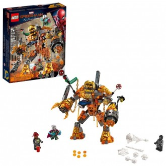 LEGO Super Heroes Marvel Spider-Man Molten Man Battle 76128 [ Black Friday Sale ]