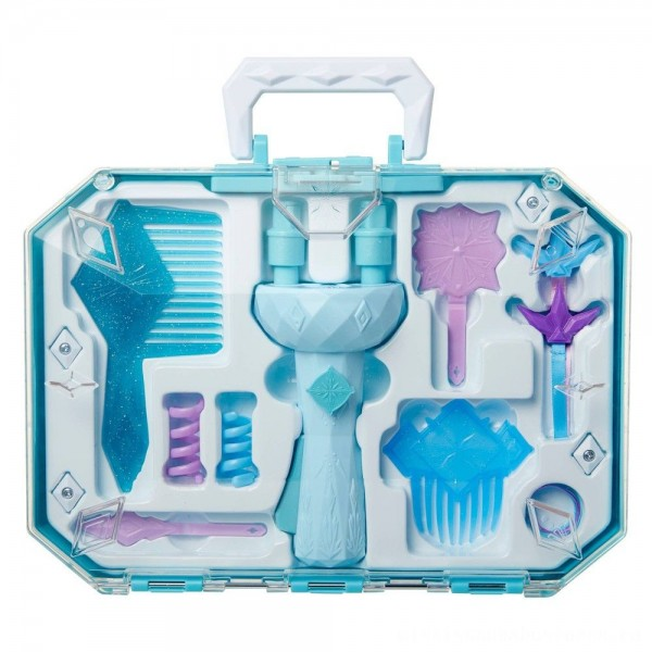 Disney Frozen 2 Elsa's Enchanted Ice Accessory Set [ Sale ]