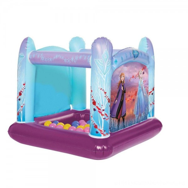Disney Frozen 2 Playland With 20 Balls [ Sale ]